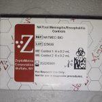 Zeptometrix NATtrol Meningitis